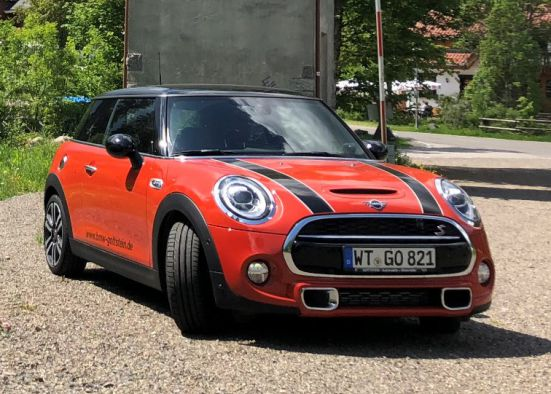 MINI Hatch F5x